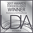 UDIA 2017 Awards for Excellence Winner - Environmental Excellence